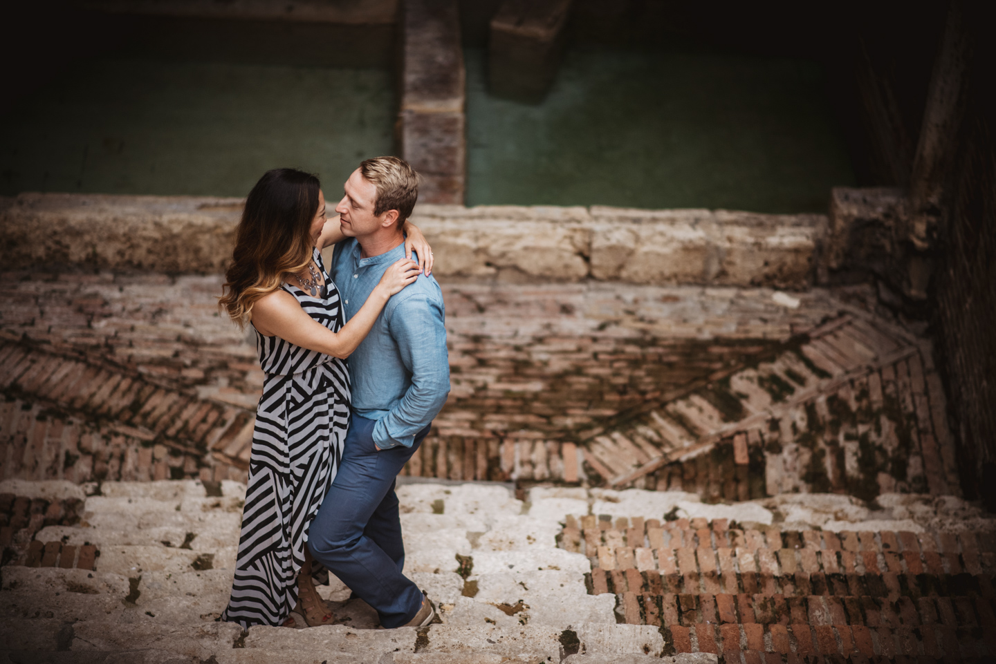 Engagement Photography Siena