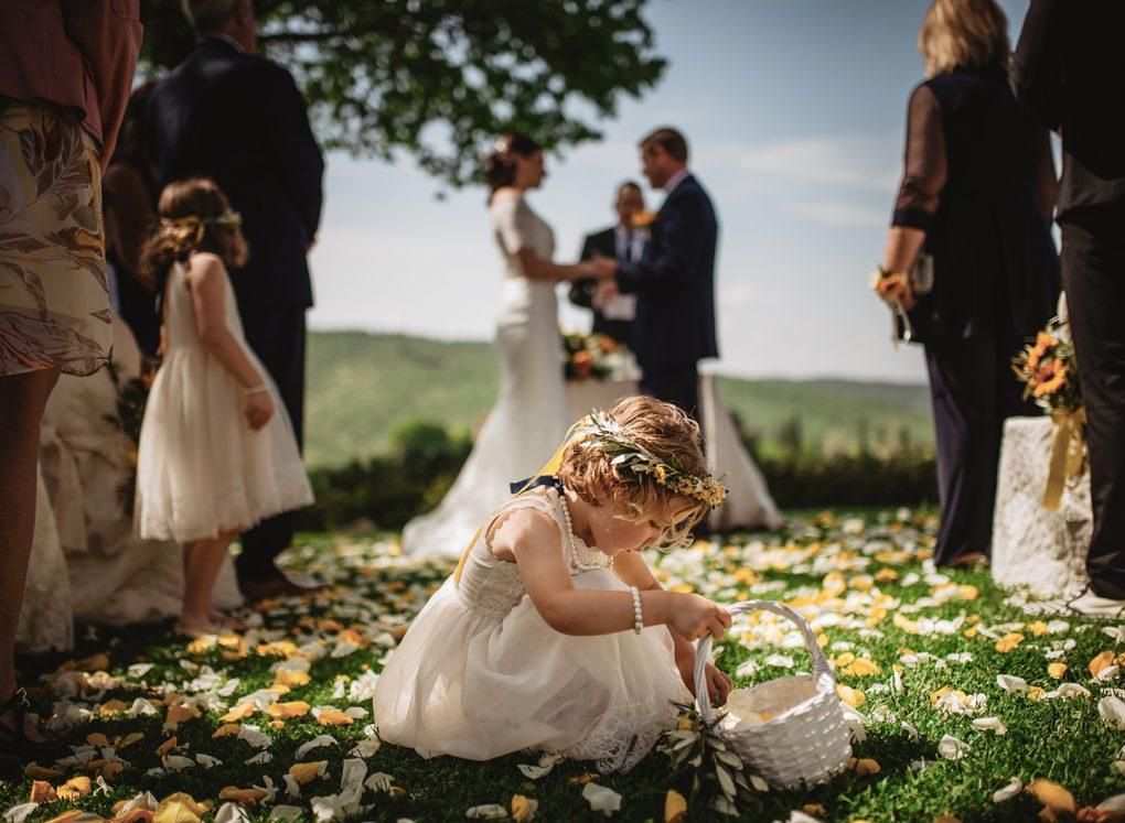Fotografo Matrimonio Castello di Meleto