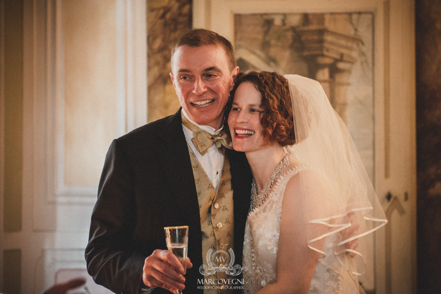 Luxury and Itimate Wedding in Florence