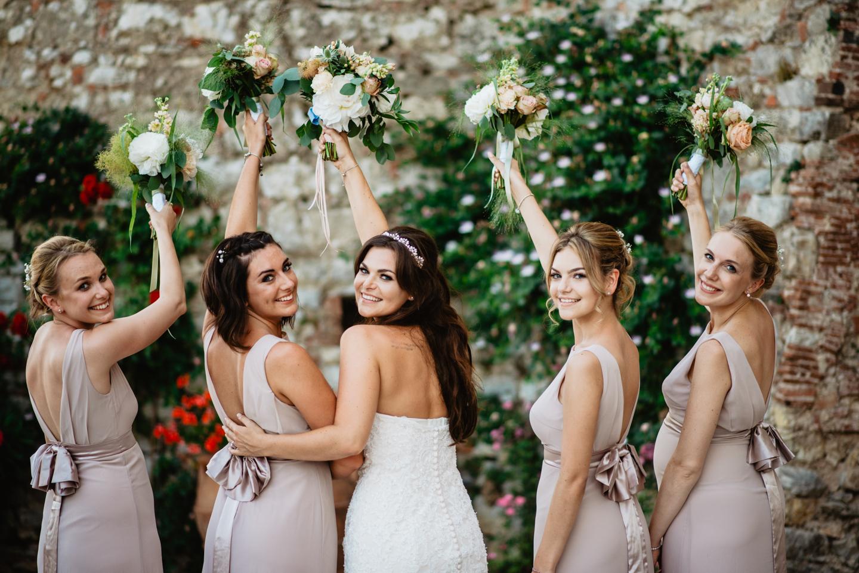 Matrimonio al Castello di Meleto